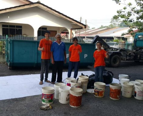 Sustainable Waste Management for Gotong Royong